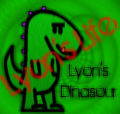 lyons-dinasour